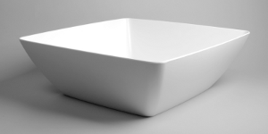 Square Melamine Bowl