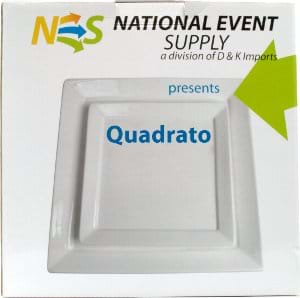 Quadrato Dinnerware Box Set