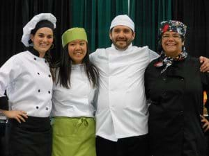 Alberta Foodservice Expo Fashion Show