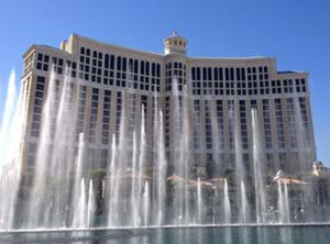 Bellagio Hotel and Casino Fountain
