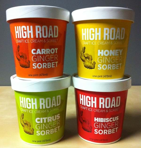 High Road Ice Cream and Sorbet