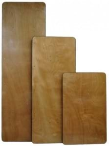 Rectangular Wood Tabletops