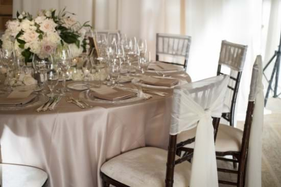 How Many Chiavari Chairs Fit Around A Round Folding Table National Event Supply