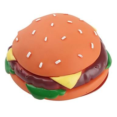 Burger Squeeky Toy