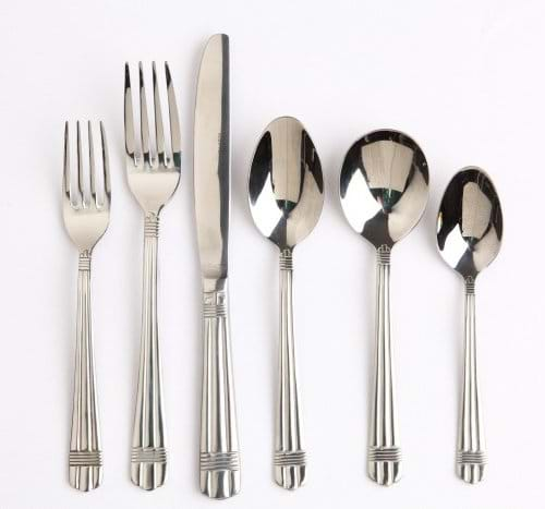 1810 Flatware Vs 180 Stainless Steel Flatware National Event Supply