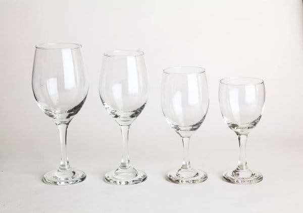 Glass Wineglasses