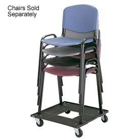 Stacking Chair Cart Global Industrial