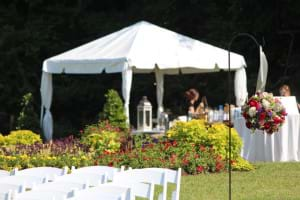 Backyard Tented Events