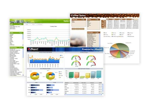 3 Rental Dashboards