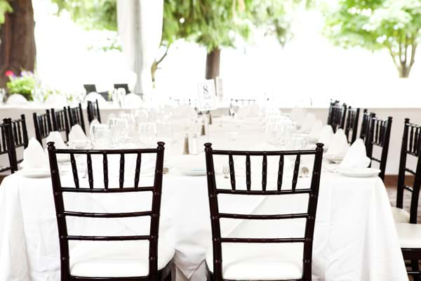 Event Tables and Chairs
