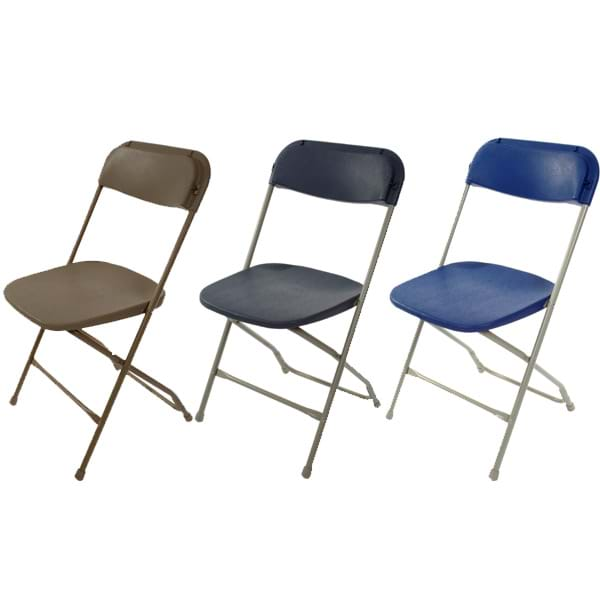 Plastic Folding Chairs on sale