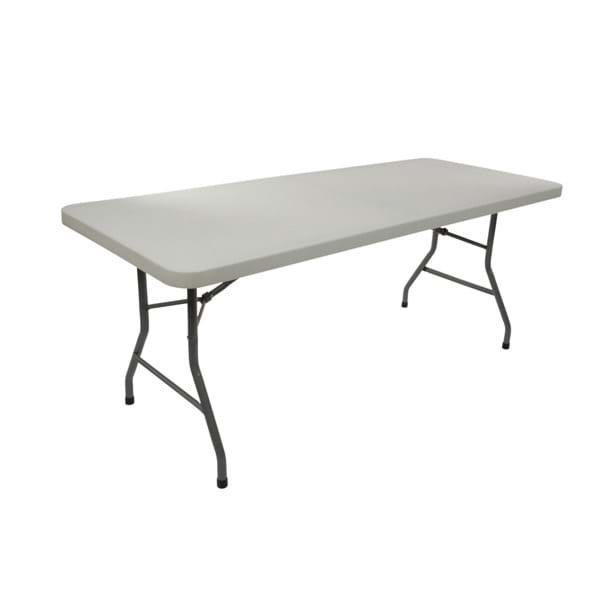 6-ft Plastic Folding Table