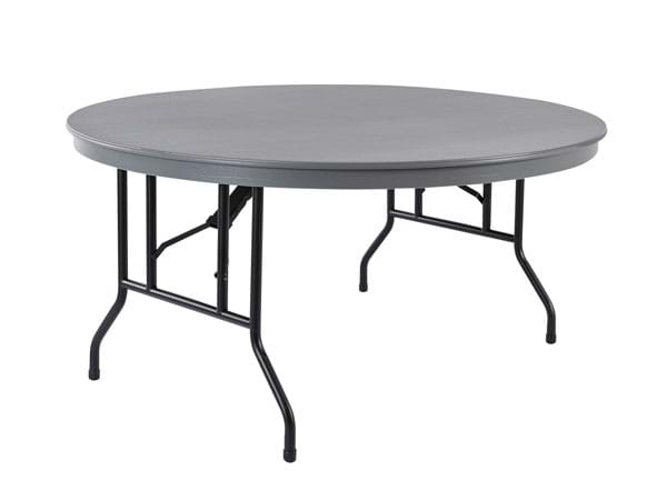 60 Inch Round ABS Table