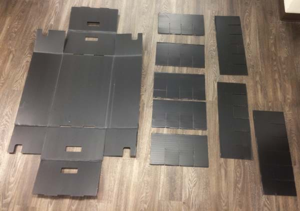 Catering Boxes Parts