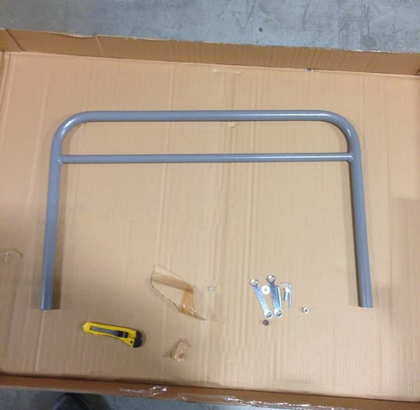 Round Table Cart Handle
