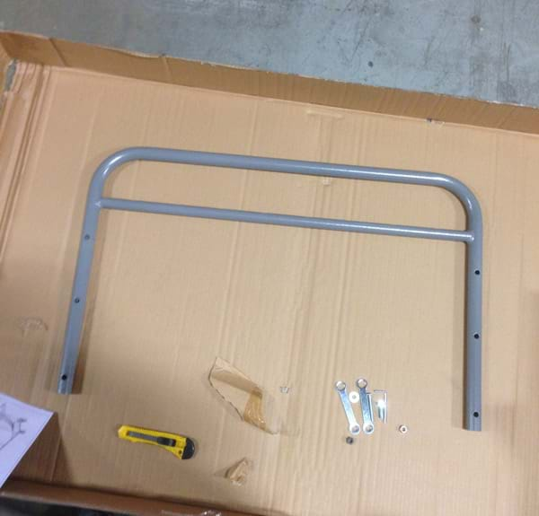 Round Table Cart Handle 2