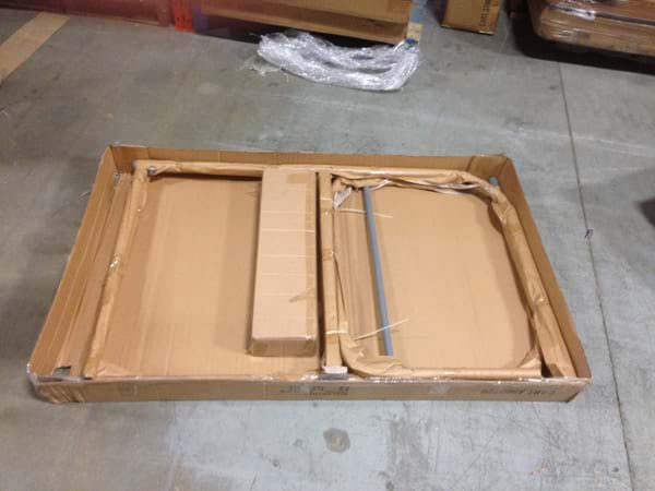 Round Table Cart in Box