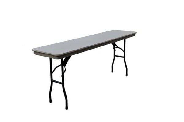 Picture of NES Reliable 6ft Training ABS Folding Table