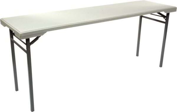 Picture of NES Reliable 6-ft Plastic Folding Training Table