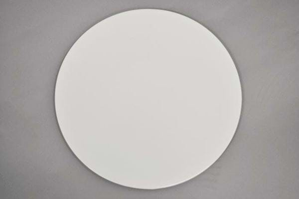 "Picture of 13.125"" Flat Pizza Plate"