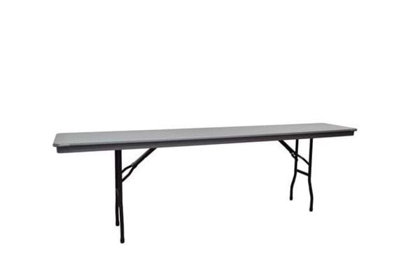 Picture of NES Reliable 8ft Training ABS Folding Table