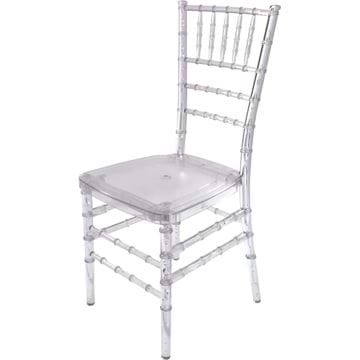 Picture of NES Reliable Crystal Chiavari Chairs