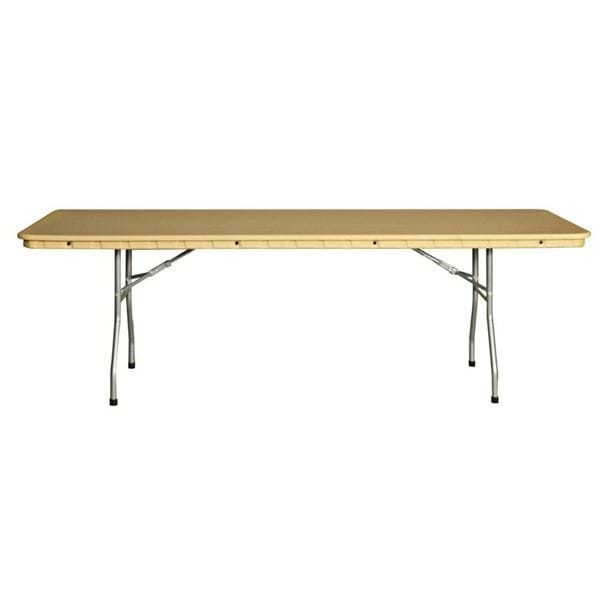 Picture Of Nes Reliable Rhino 8ft Plastic Folding Banquet Table
