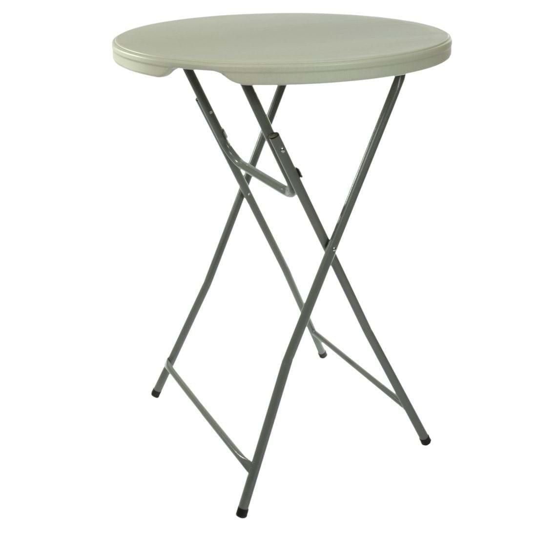 Bar-Height Folding Tables