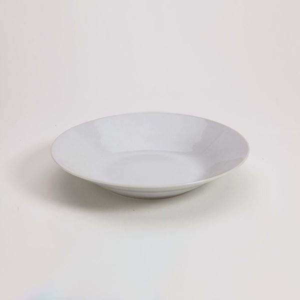 Picture of Pearl White Soup Plate