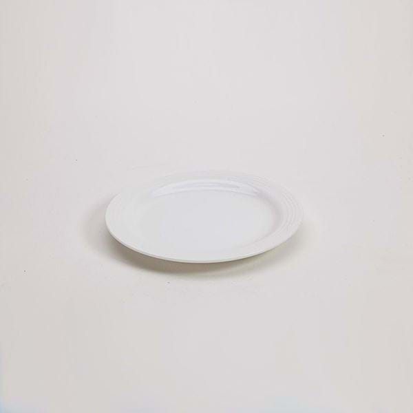 "Picture of Polar White 7"" Plate"