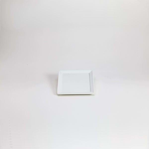 "Picture of Quadrato 5.25"" Square Side Plate"
