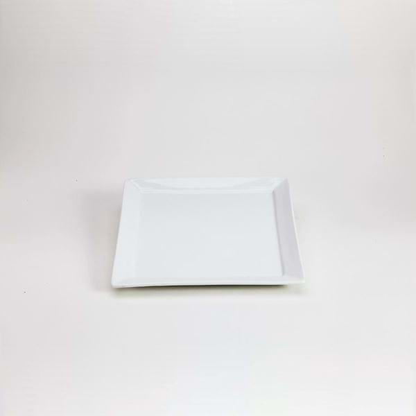 "Picture of Quadrato 9.25"" Square Salad Plate"