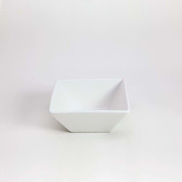 "Picture of Quadrato 4.5"" Square Dessert Bowl"