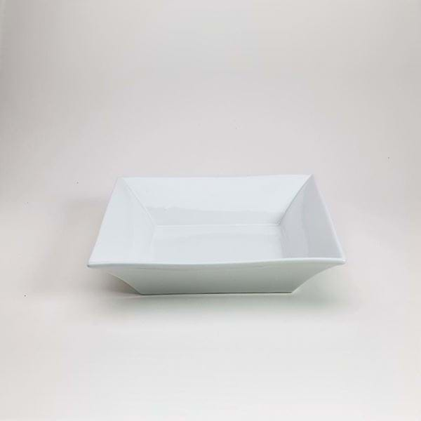 "Picture of Quadrato 11.75"" Shallow Square Bowl"