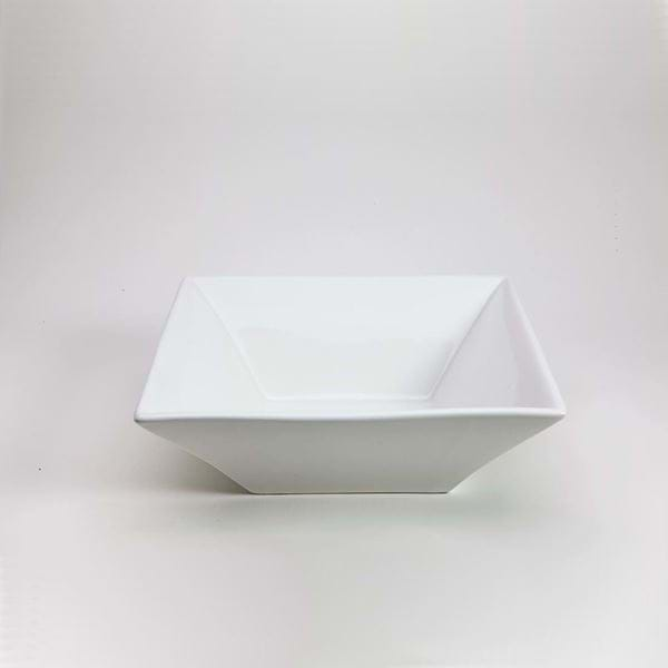 "Picture of Quadrato 11.75"" Tall Square Bowl"