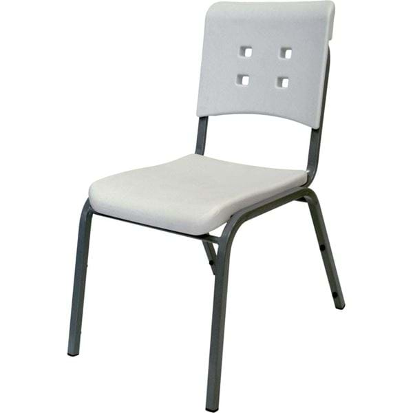 Picture of NES Reliable Blow-Mold Stacking Chair