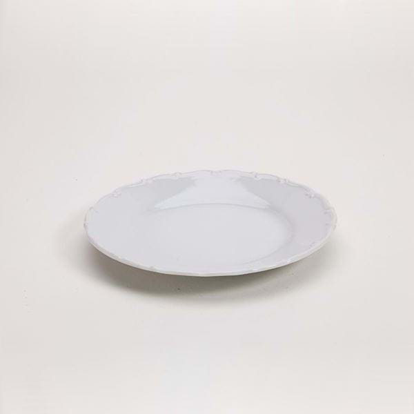 "Picture of Snow Drop 6.75"" Side Plate"