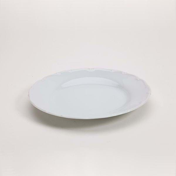 "Picture of Snow Drop 7.5"" Dessert Plate"
