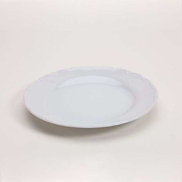 "Picture of Snow Drop 8.5"" Salad Plate"