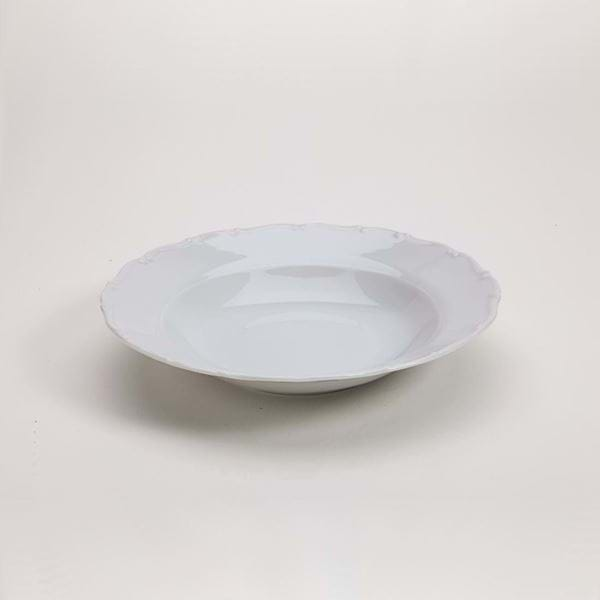 "Picture of Snow Drop 9"" Soup Bowl"