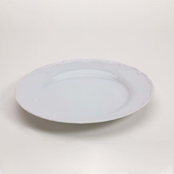 "Picture of Snow Drop 10.25"" Dinner Plate"