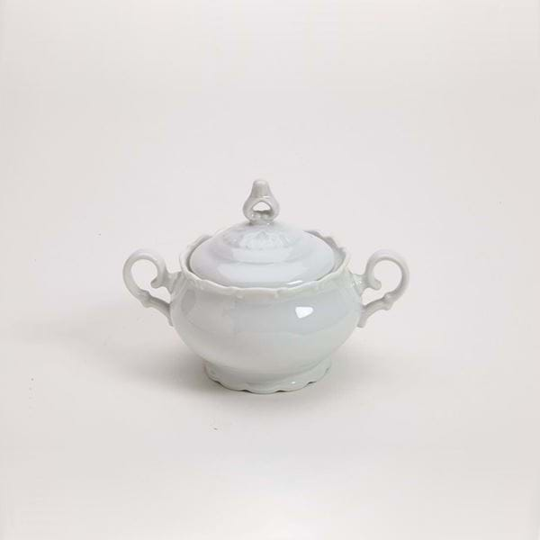 Picture of Snow Drop Sugar Bowl w/ Lid