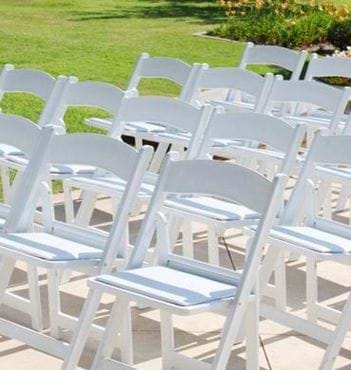 Picture for category Wedding-Style Folding Chairs