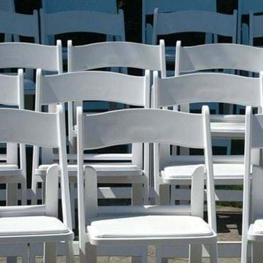 Picture for category Resin Folding Chairs