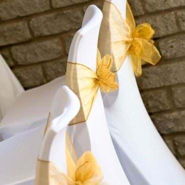 Picture for category Wedding Chair Covers
