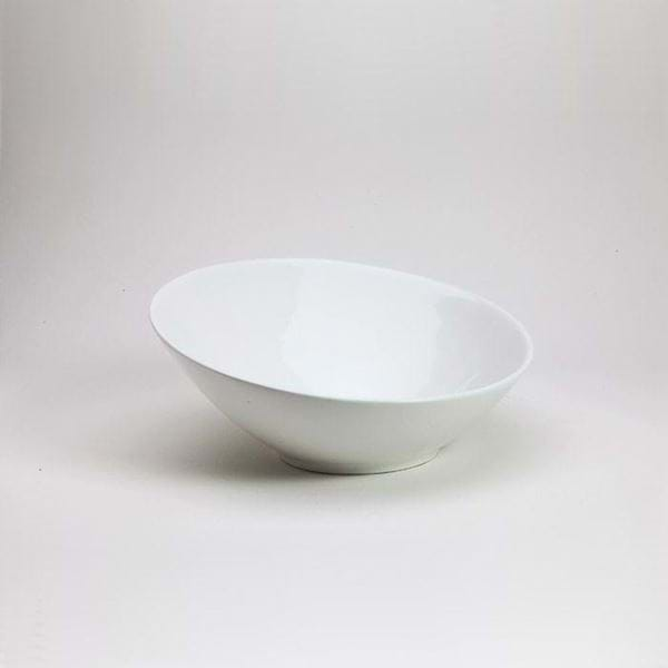 "Picture of 11.5"" Slanted Bowl"