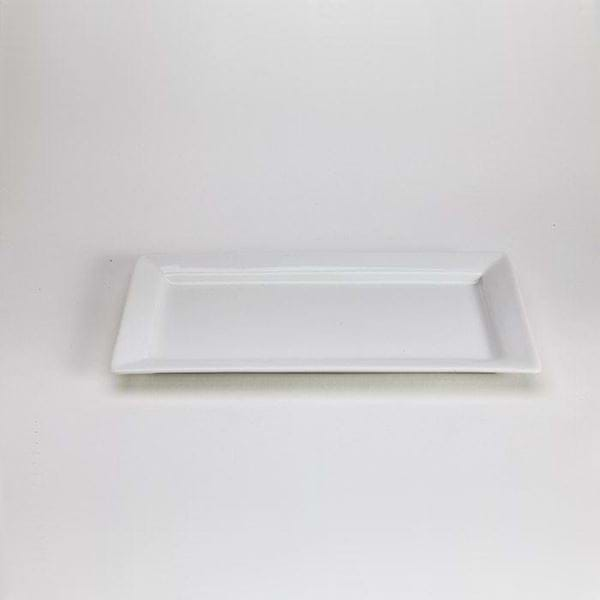 "Picture of 12"" x 6"" Rectangular Platter"