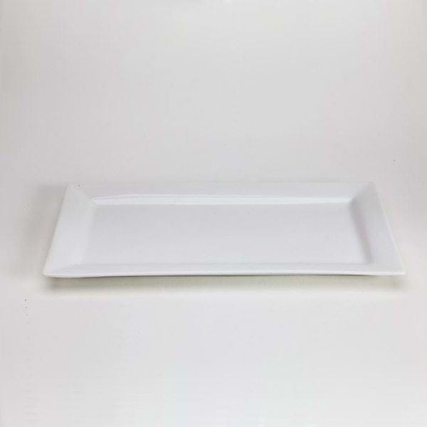 "Picture of 14"" x 7"" Rectangular Platter"