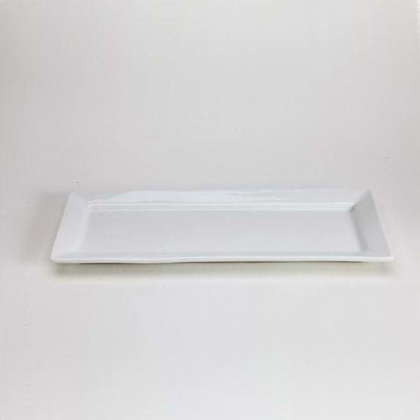 "Picture of 14""x5.5"" Rimmed Rectangle Platter"