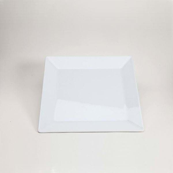 "Picture of 14.5"" Square Melamine Platter"